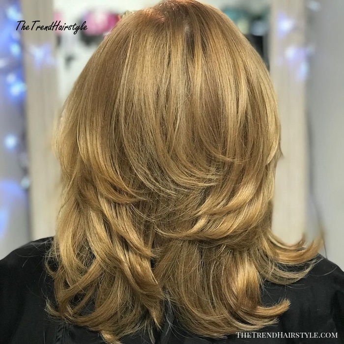 Medium Layered Haircut - 80 Best Hairstyles for Women Over ...