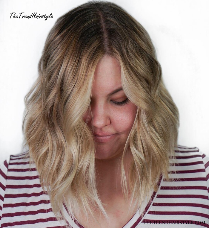Curled Bob Hairstyles For Full Round Faces 60 Best Ideas For Plus Size Women The Trending Hairstyle