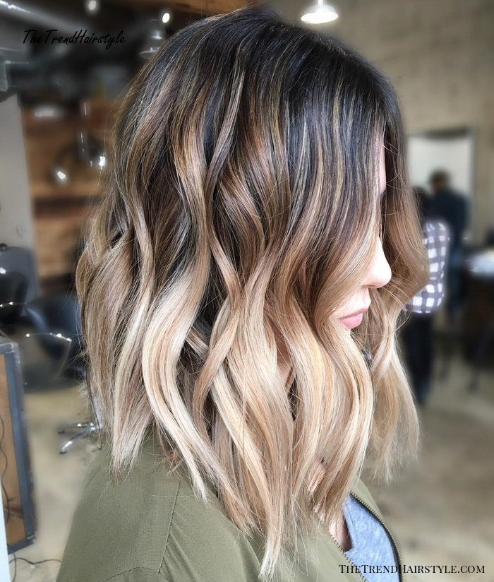 Balayage Blonde Ends , 20 Fabulous Brown Hair with Blonde
