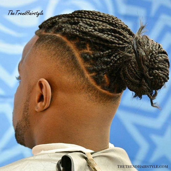 Fine Black Men Bun Hairstyle 20 Terrific Long Hairstyles For Black Schematic Wiring Diagrams Amerangerunnerswayorg