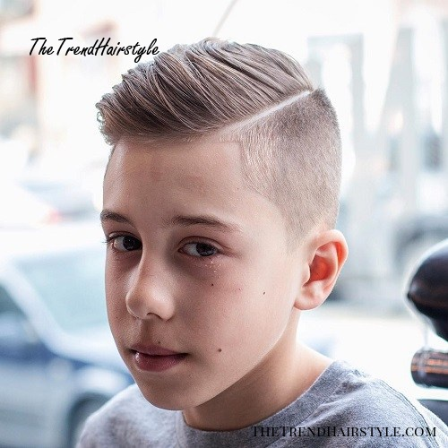 Sharp Side Part For Boys 50 Superior Hairstyles And Haircuts For Teenage Guys In 2019 The Trending Hairstyle