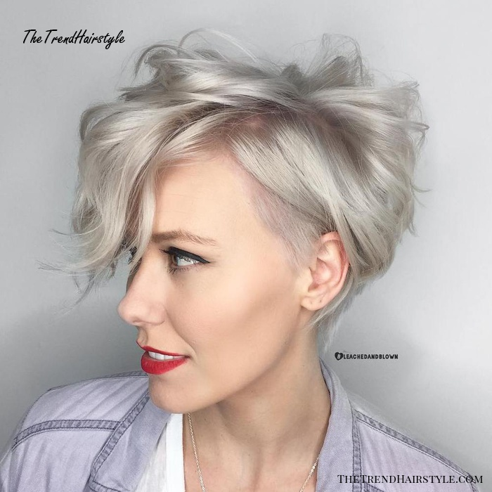 Outstanding Layered Long Pixie Cut 60 Gorgeous Long Pixie Hairstyles The Schematic Wiring Diagrams Amerangerunnerswayorg