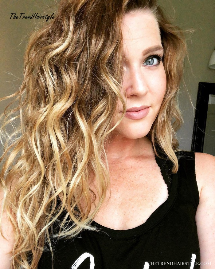 Curl Type 2 Best Deva Cut Hairstyles For Curly And Wavy Natural Hair The Trending Hairstyle