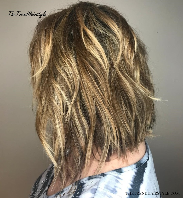 Disconnected Layered Bronde Lob