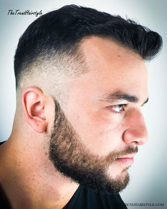 Fade Hairstyle For Thin Hair