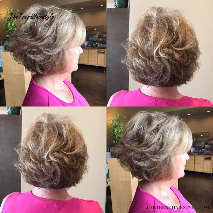 best hairstyles for women over 60