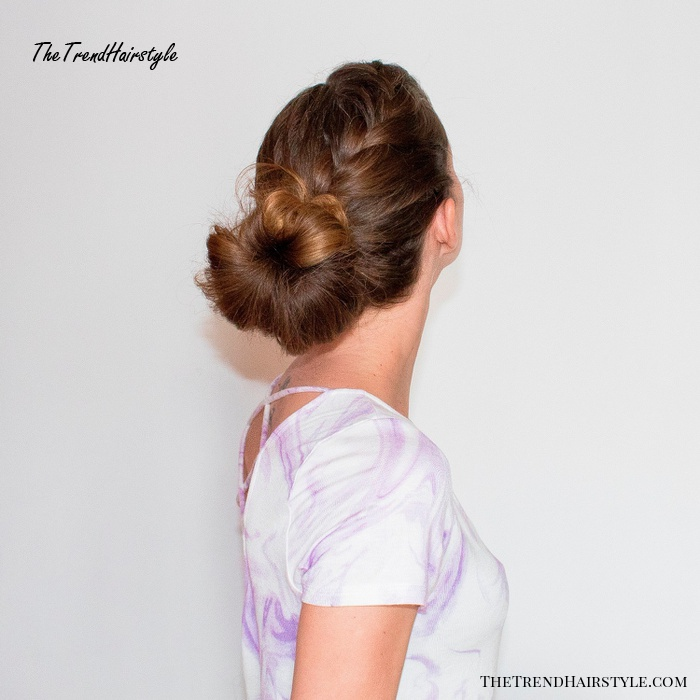 Loose French Braid Tutorial And