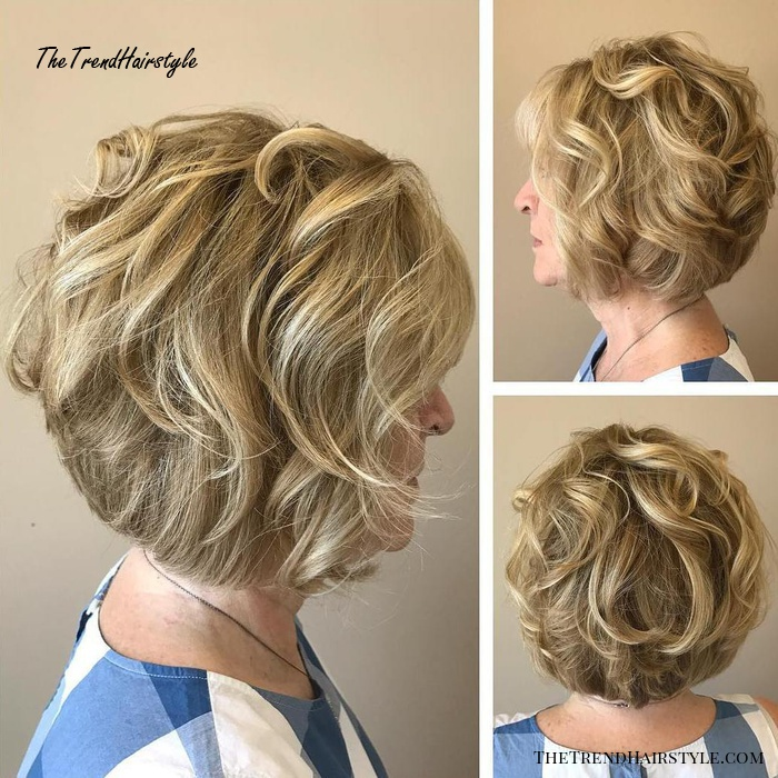 Stacked Ash Layers 60 Best Hairstyles And Haircuts For