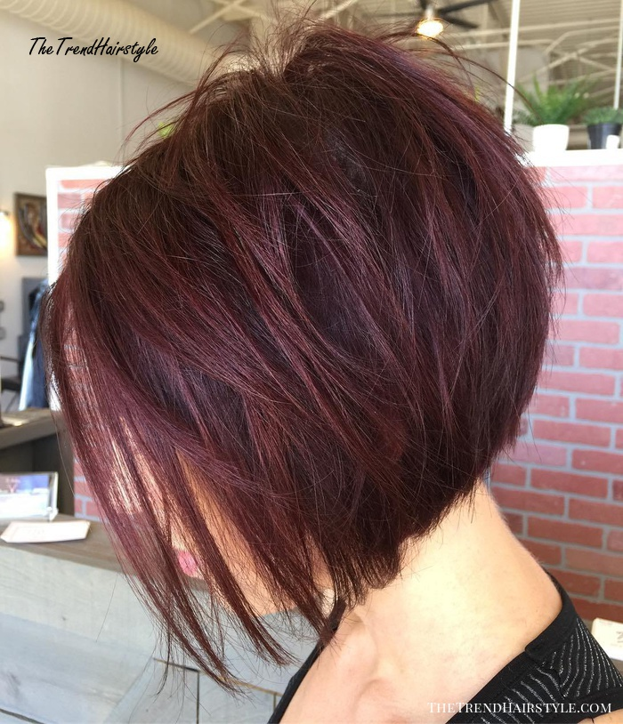 Astonishing Stacked Bob For Thin Hair The Full Stack 50 Hottest Stacked Bob Schematic Wiring Diagrams Amerangerunnerswayorg