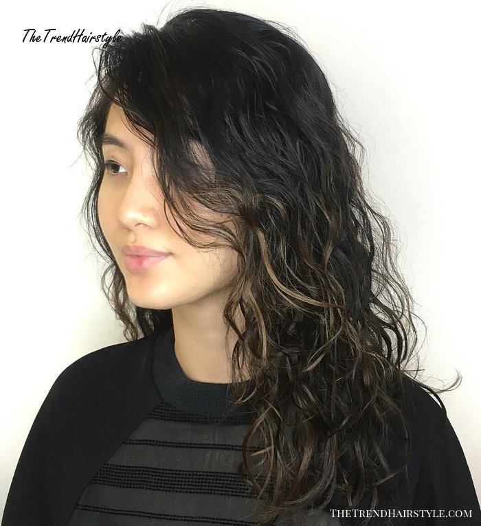 Loose Perm For Medium Thin Hair