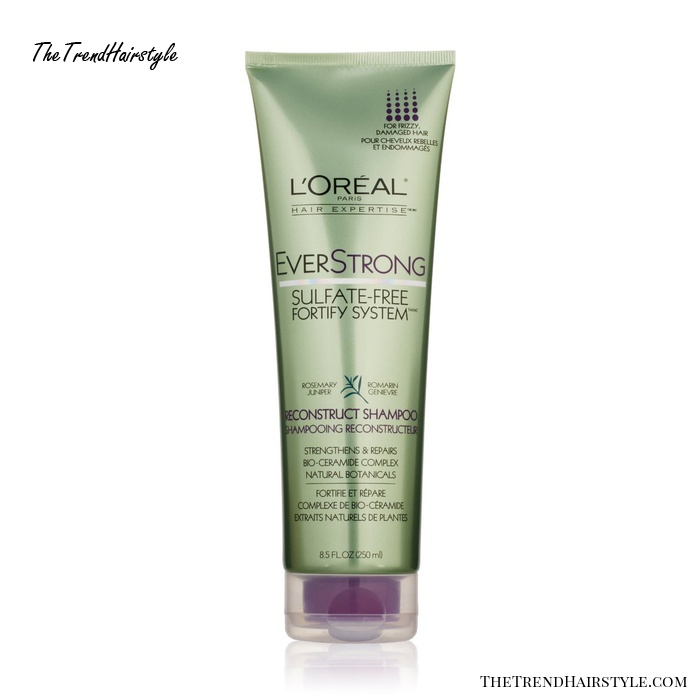 Loreal Ever Strong Sulfate Free Fortify System