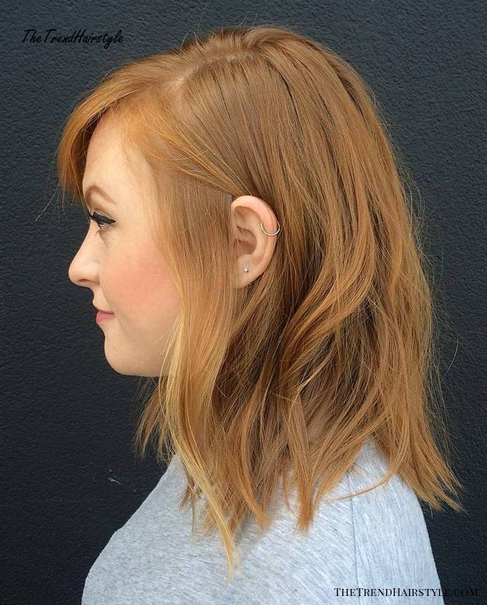 Light Brown And Caramel Balayage 70 Devastatingly Cool Haircuts For Thin Hair The Trending Hairstyle