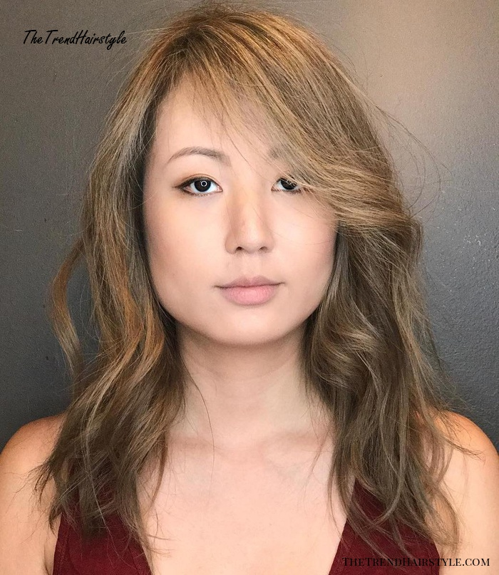 Medium Layered Dirty Blonde Style - 50 Best Hairstyles for ...
