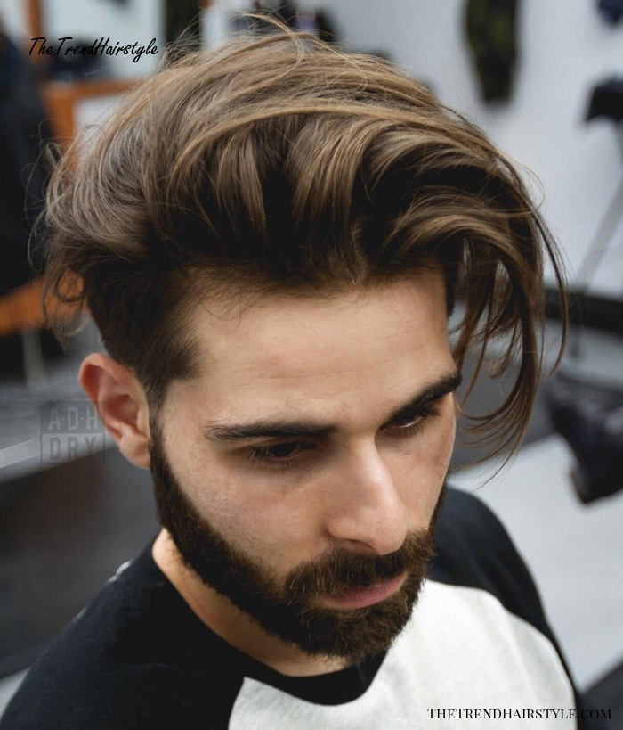 Double Layer Undercut 50 Stylish Undercut Hairstyles For Men To Try In 2019 The Trending Hairstyle