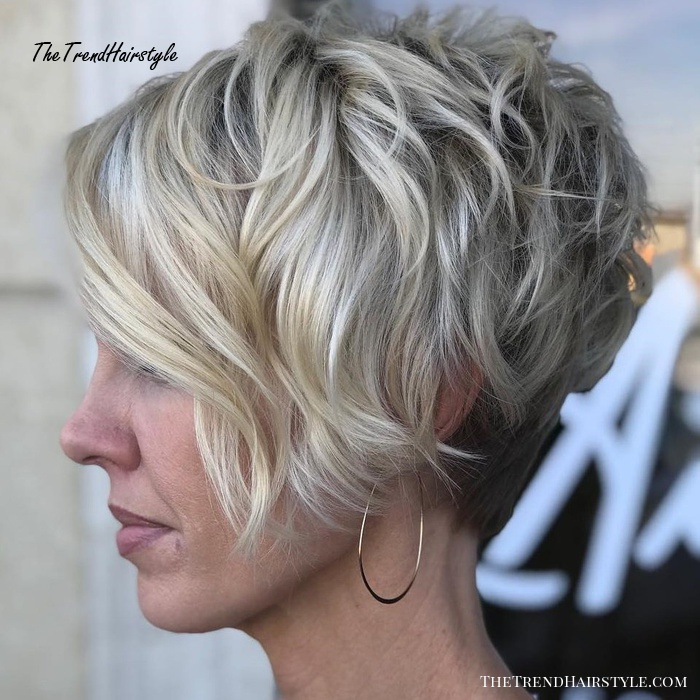 Awe Inspiring Layered Long Pixie Cut 60 Gorgeous Long Pixie Hairstyles The Schematic Wiring Diagrams Amerangerunnerswayorg
