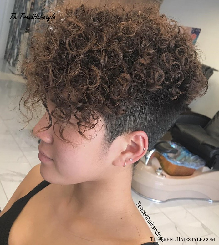 Bouncy Spiral Perm With Bangs Hair Perm With Bangs 10 Enormously Cute Curl Ideas The Trending Hairstyle