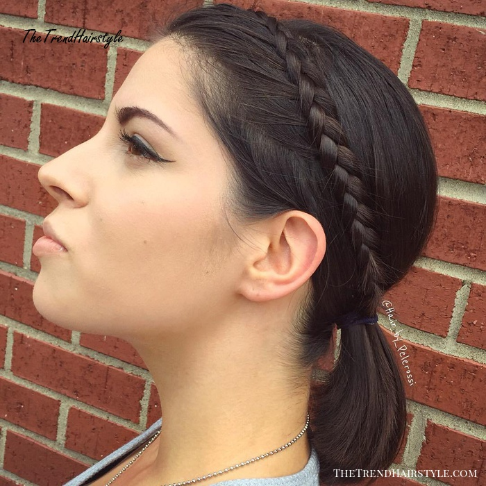 Bouffant Ponytail The 20 Most Alluring Ponytail Hairstyles The Trending Hairstyle