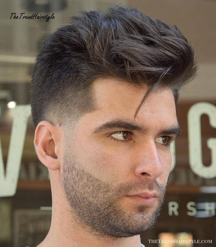 Quiff Hairstyle For Men