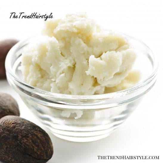 Raw Shea Butter For Thick Hair