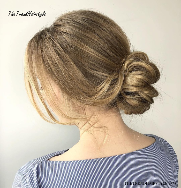 Romantic Messy Bun