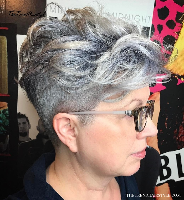 cool pixie with undercut sides  20 best hairstyles for
