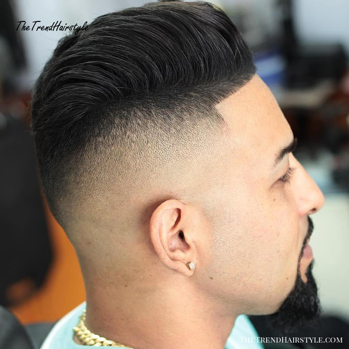 Shadow Fade With Line Up