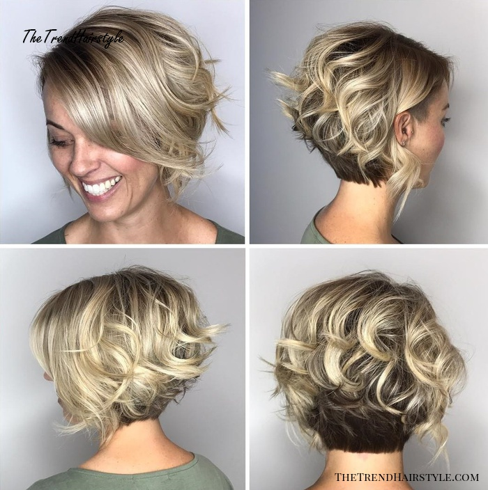 Stacked Bob for Thin Hair - The Full Stack: 50 Hottest Stacked Bob Haircuts - The Trending Hairstyle