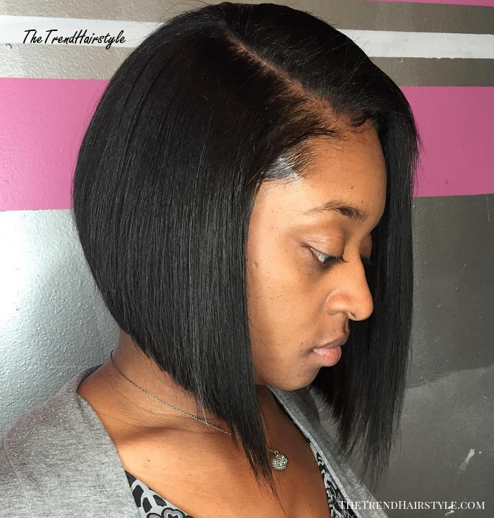 Pleasant Hollywood Glamor Bob 20 Stunning Ways To Rock A Sew In Bob The Natural Hairstyles Runnerswayorg