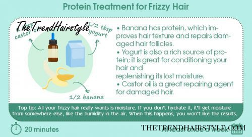 Treatment For Frizzy Hair