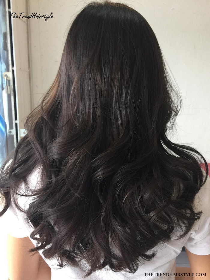 Wavy Perm For Hair Ends