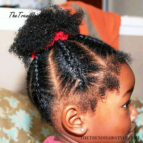 Styles For Short Hair Black Girls Hairstyles And Haircuts 40 Cool Ideas For Black Coils The Trending Hairstyle