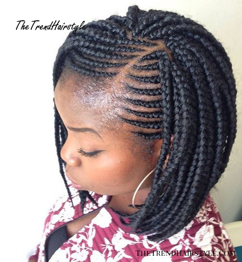 Protection For Shorter Hair 60 Easy And Showy Protective Hairstyles For Natural Hair The Trending Hairstyle