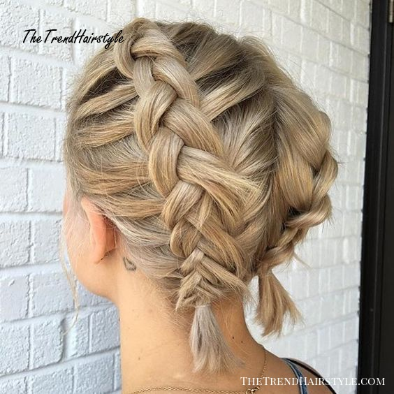 20 Cute And Easy Hairstyles For