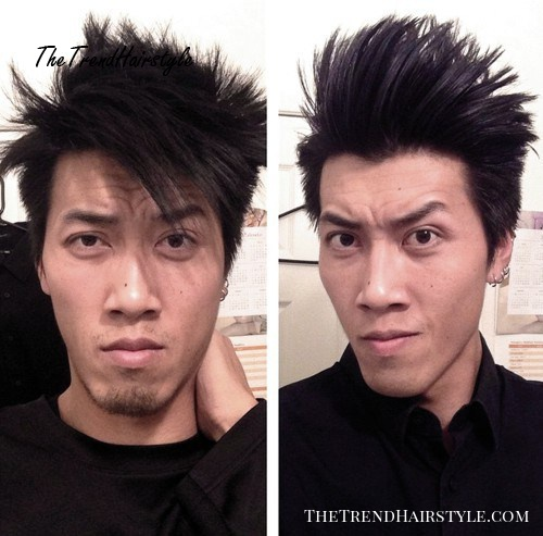 Men S Haircut With Cropped Quiff 40 Brand New Asian Men Hairstyles The Trending Hairstyle