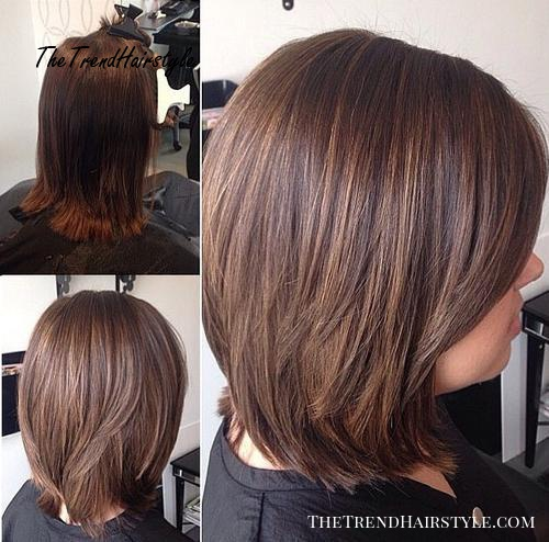 Textured Wavy Mid Length Cut 60 Best Bob Hairstyles For 2019 Cute Medium Bob Haircuts For Women The Trending Hairstyle