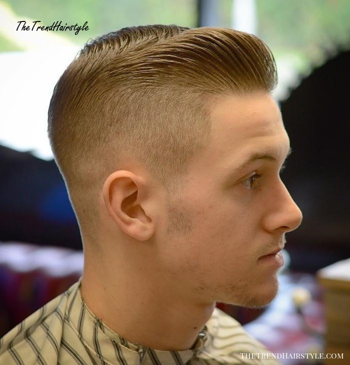 Structured Low Fade 40 Different Military Haircuts For Any Guy To Choose From The Trending Hairstyle