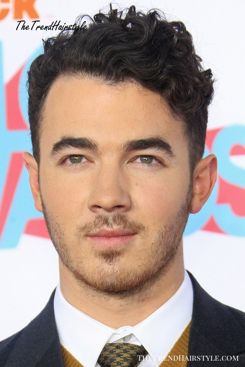 mens undercut hairstyle for curly hair