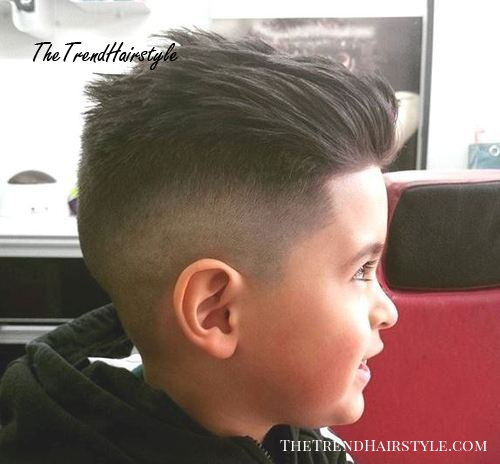 Super Sonic Style 20 Sute Baby Boy Haircuts The Trending Hairstyle Page 17