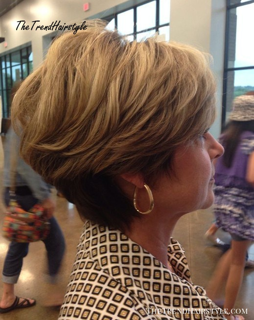 Stupendous Tapered Short Haircut 50 Modern Haircuts For Women Over 50 With Natural Hairstyles Runnerswayorg