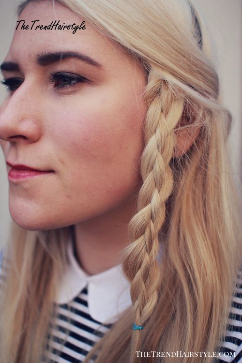 Phenomenal Twisted Crown Braid 38 Quick And Easy Braided Hairstyles The Schematic Wiring Diagrams Phreekkolirunnerswayorg
